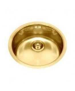 Мойка кухонная врезная Seaman Eco Wien SWT-450A Gold золото