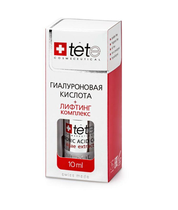 Гиалуроновая кислота + Лифтинг комплекс TETe MINI Hyaluronic Acid + Lifting Complex 10 ml