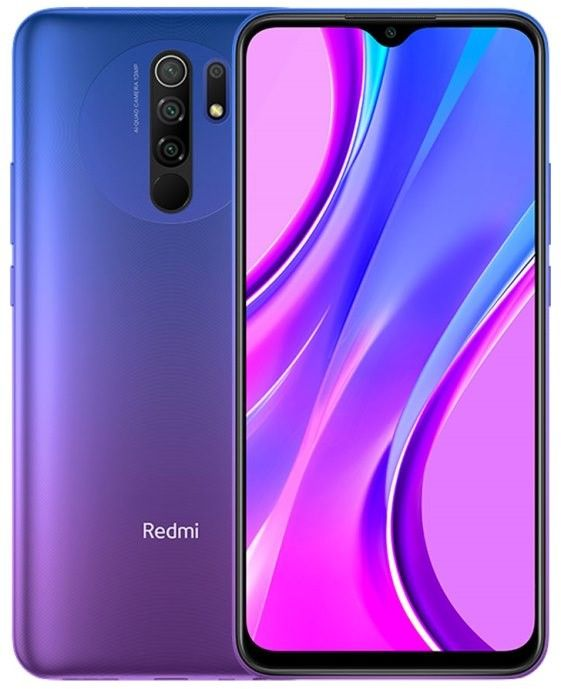 Смартфон Xiaomi Redmi 9 3/32Gb NFC Sunset Purple