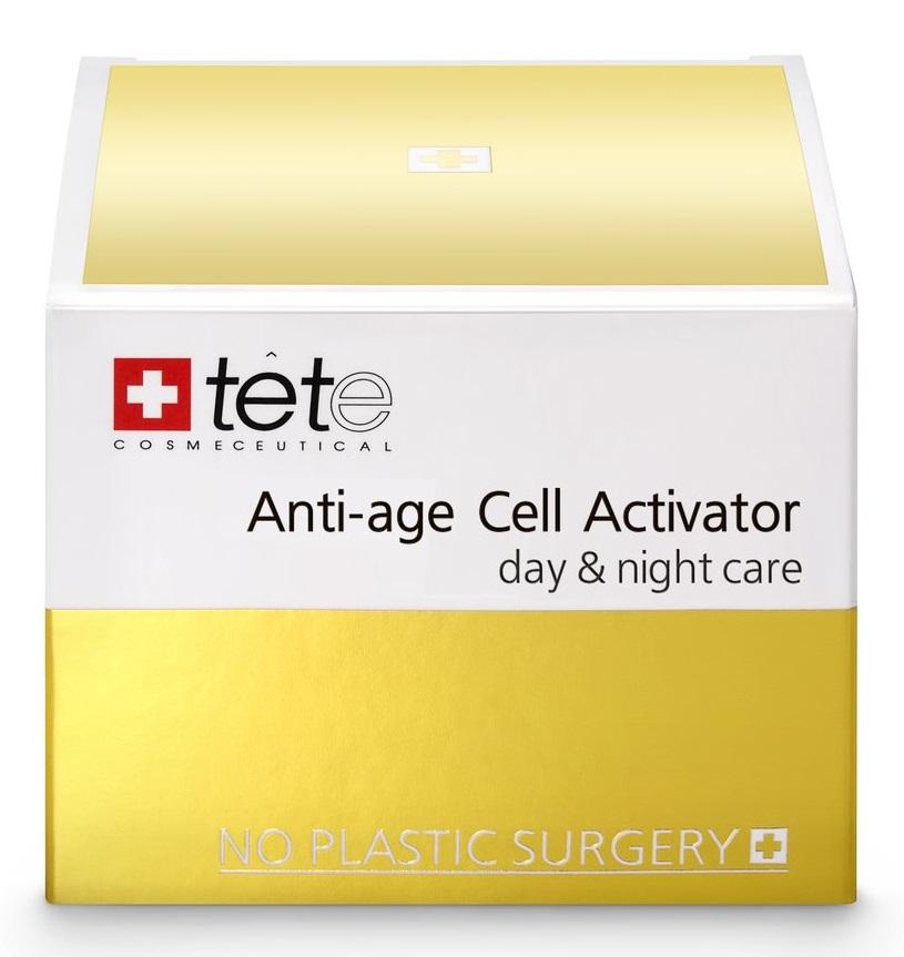 Омолаживающий крем для лица TETe Anti-age Cell Activator (day and night)
