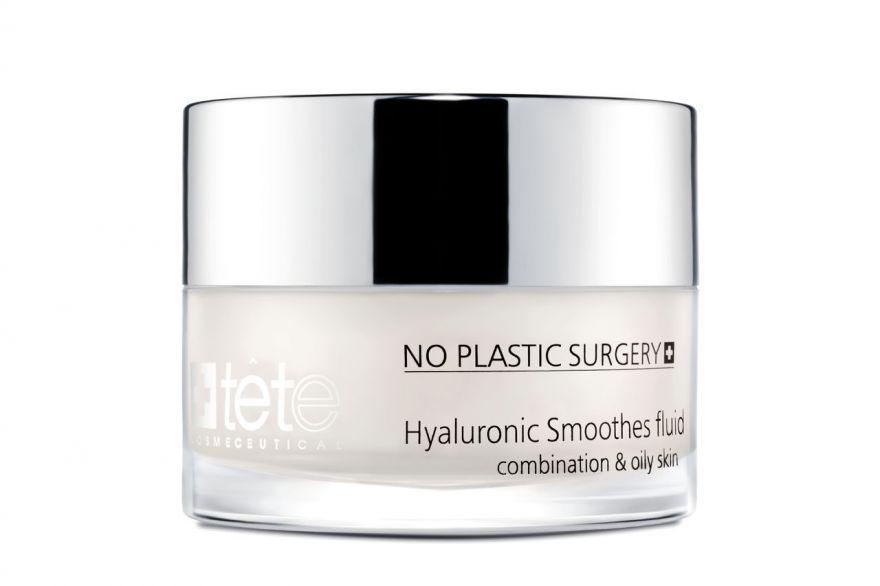 Флюид липосомальный на основе гиалуроновой кислоты для всех типов кожи  TETe Hyaluronic Fluid