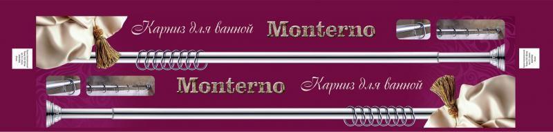 Monterno CS-1 карниз для ванной