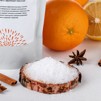 Соль с цитрусовыми маслами «SLIM CITRUS» 500 г