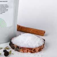 Соль с маслом мяты и можжевельника «MUSCLE CARE» 500 г