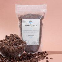 Антицеллюлитный скраб с натуральным кофе «COFFEE COCKTAIL» 450 г