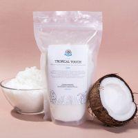 Скраб для тела с кокосовым молоком «TROPICAL TOUCH» 400 г