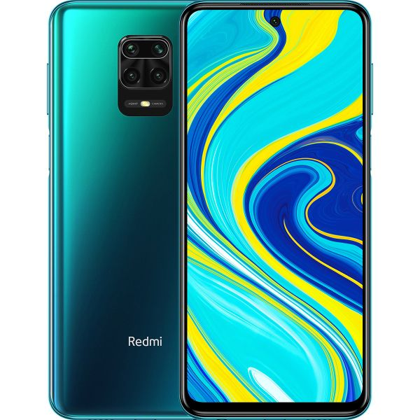 Смартфон Xiaomi Redmi Note 9S 4/64Gb Aurora Blue