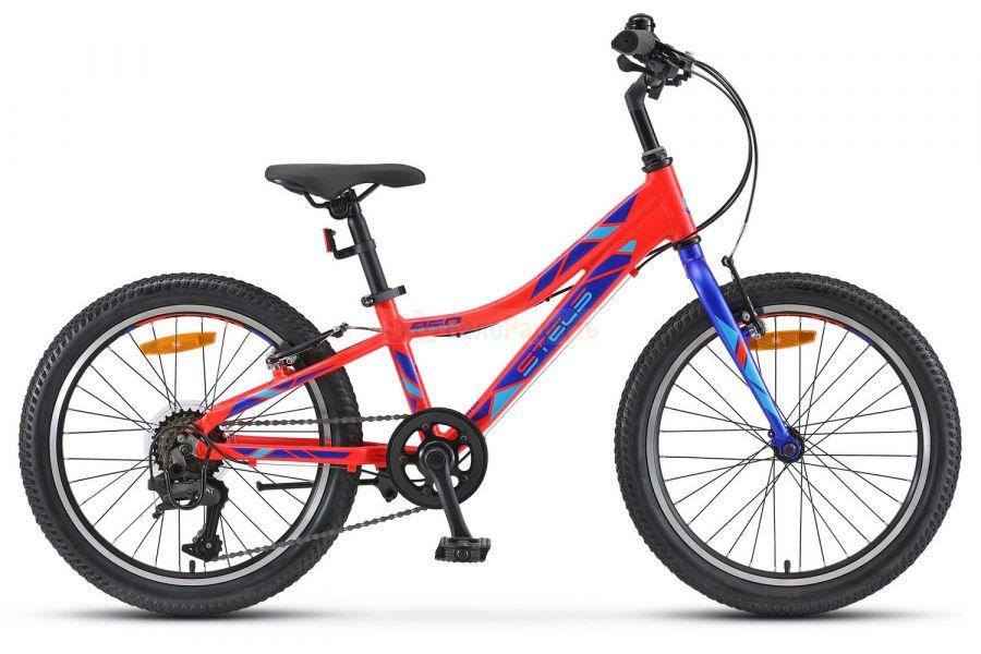 Велосипед детский Stels Pilot 250 Gent 20 V020 (2021)