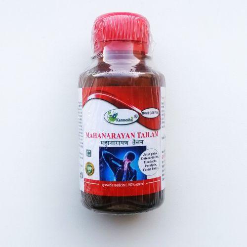 Масло массажное Маханараян | 100 мл | Karmеshu