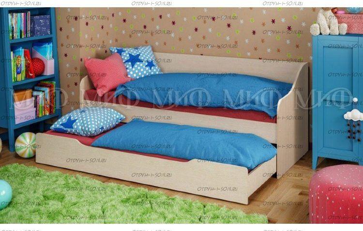 Кровать Вега-2 90х200