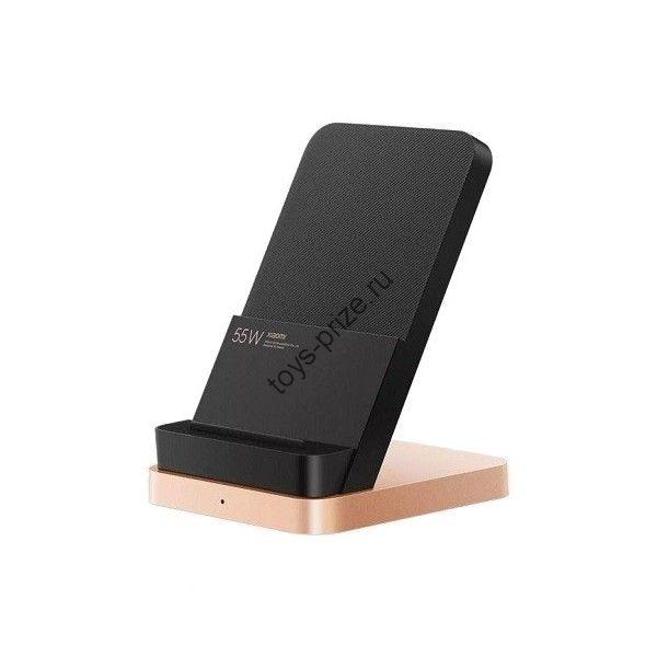 Беспроводное зарядное устройство Xiaomi Mi Wireless Charging Stand 55W (Black)