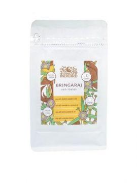 Indibird  - Порошок-маска для волос Брингарадж (Bringaraj Powder) 200 гр