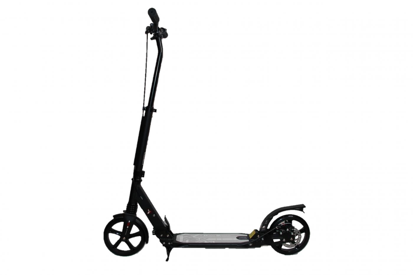 Самокат для взрослых и подростков с дисковым тормозом Scooter Urban 9X Town Section