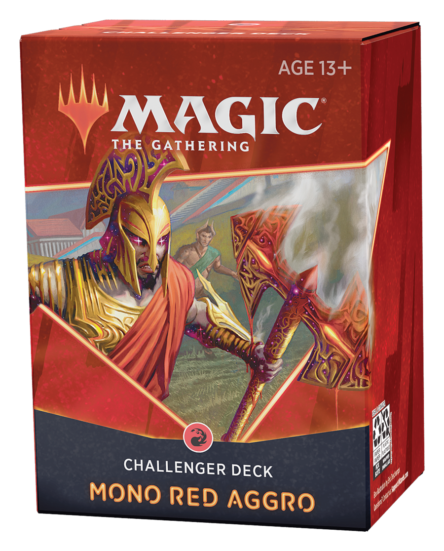Magic: The Gathering - Mono Red Aggro