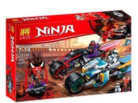 Конструктор Ninja Уличная погоня