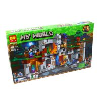Конструктор Minecraft Приключение в шахтах
