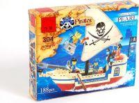 Конструктор Brick Пиратский корабль
