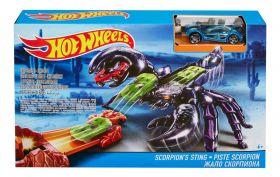 Трек Hot Wheels Scorpion`s Sting