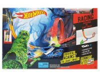 Гоночный трек Hot Wheels Crocodile PK Giant Snake