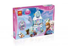 Конструктор Волшебный Ледяной замок Эльзы