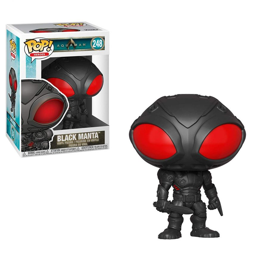 Фигурка Funko POP! Vinyl: Aquaman: Black Manta POP 9 31183