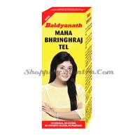 Масло для волос Махабринградж Байдьянатх | Baidyanath Mahabhringraj Oil