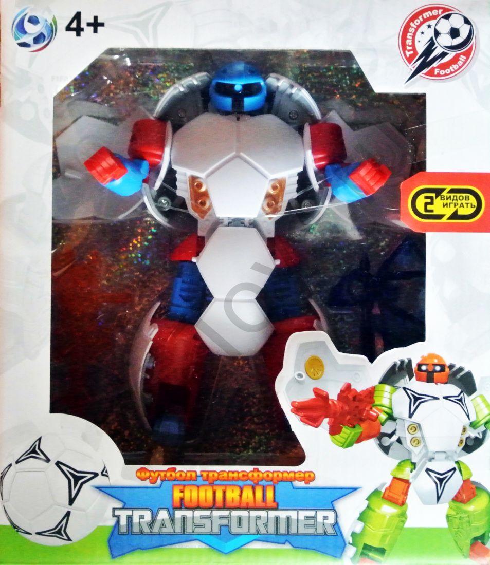 Трансформер Робот - Мяч