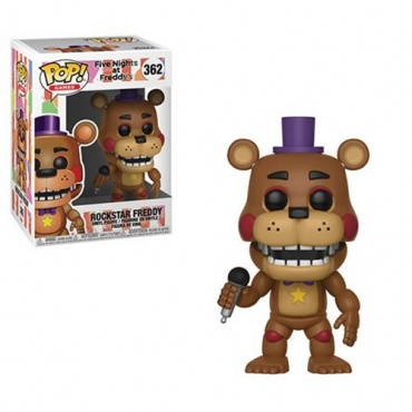 Фигурка Funko POP! Vinyl: Books: FNAF Pizza: Rockstar Freddy 32052