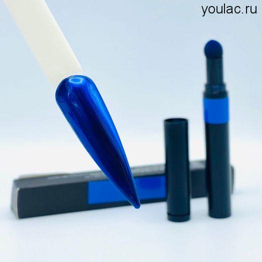 Втирка - помадка blue
