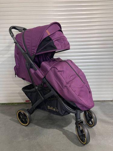 Бабало 2021 new, фиолетовая на темной раме