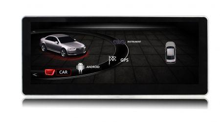 GHE Audi A4 / A5 2009-2015 (DAAD-8995)