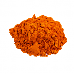 Краситель для шипучек (бомбочек), Оранжевый 20 гр