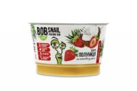Десерт кокосовый  клубника ТМ Bob Snail, 180 грамм