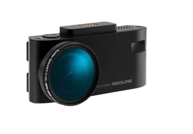 Видеорегистратор с радар-детектором Neoline X-COP 9200, GPS, ГЛОНАСС, черный