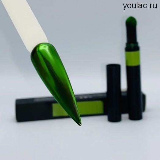 Втирка - помадка green