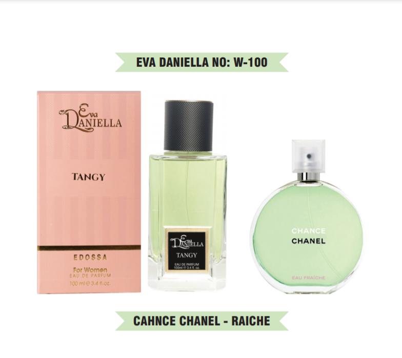 Eva Daniella № W-100-Chanel Chance Eau Fraiche 100 мл