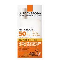 La Roche-Posay Anthelios Shaka Fluide Невидимый Флюид для лица и кожи вокруг глаз SPF50+, 50 мл