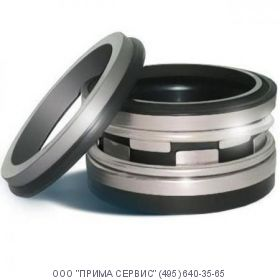 Торцевое уплотнение  2100-30mm Car/Cer/EPDM/L3