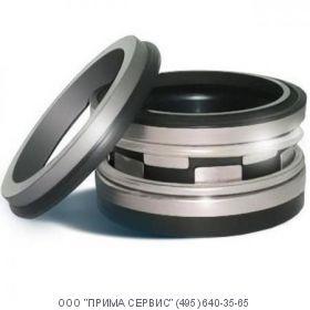 Торцевое уплотнение SN2100-38mm Car/Сer/Viton/l2