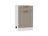 Шкаф нижний с 1-ой дверцей и ящиком Ницца Royal Н501 в цвете Omnia