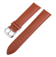 Сменный кожаный ремешок для Умных часов Amazfit Bip Smartwatch ( Коричневый )