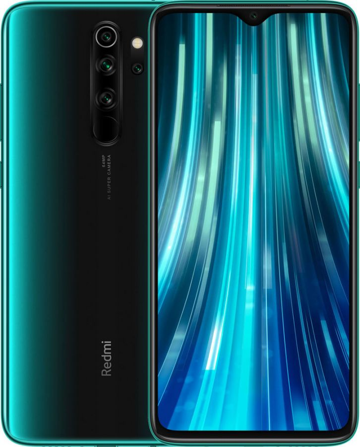 Смартфон Xiaomi Redmi Note 8 Pro 6/64GB Forest Green