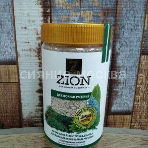 Ионитный субстрат Zion (Цион) питательная добавка Для хвойных 700 г