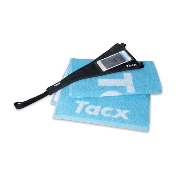 Tacx Sweat Set T2935- Комплект защита для рамы + полотенце