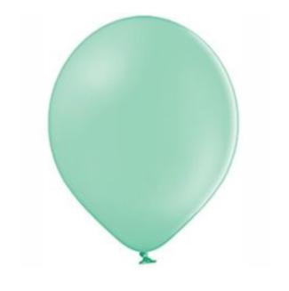"""Шар латексный 14+"""", пастель,  цвет светло-зелёный"""
