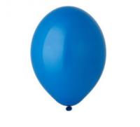 """Шар латексный 14+"""", пастель,  цвет ярко-голубой"""