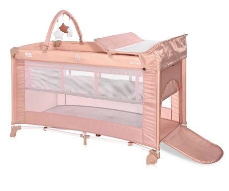 Кровать-манеж Lorelli Torino 2 Plus