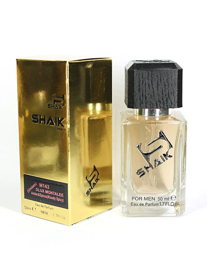 "SHAIK ""MONTALE AMBER SPICES"" M 143"