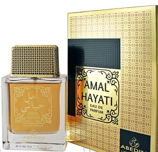 "Парфюмерная вода Abedini ""Amal Hayati Pour Homme"" 100 ml"