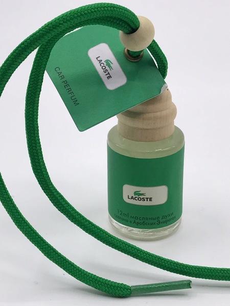 Ароматизатор для авто Lacoste essencial 12мл
